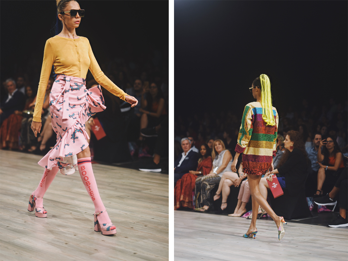Fashion Week Panama, Shantall Lacayo fashion show