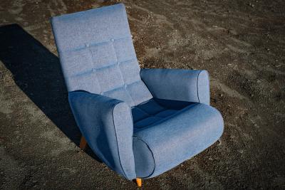 Art Deco Single Chair
