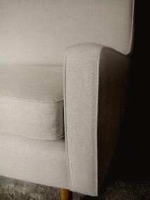 Belgian Linen Upholstery