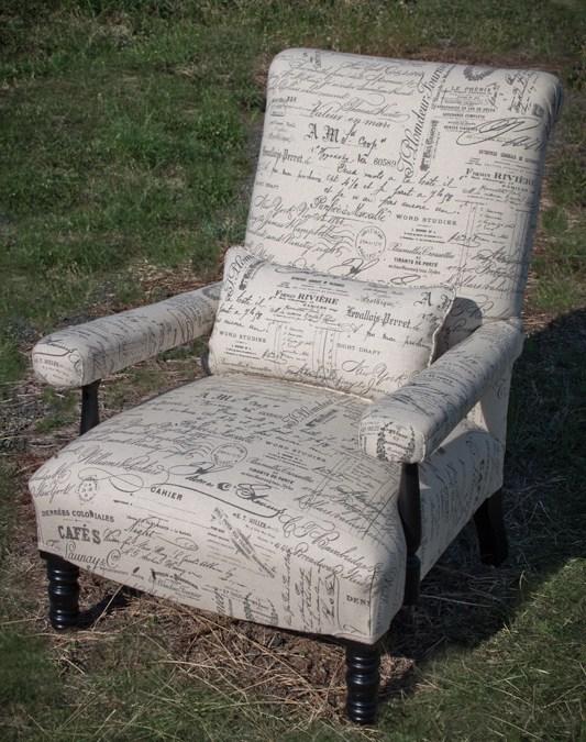 Revenge Wingback Chair