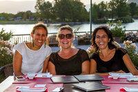 Foto 10 Paula Canals, Catalina Hederra y Eugenia Ugarte