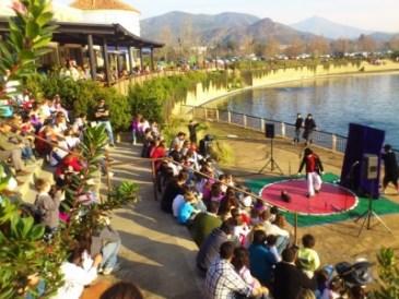 Teatro Infantil en Piedra Roja