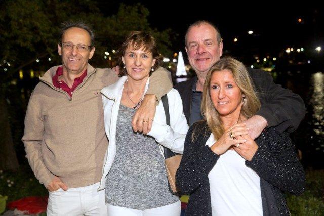 José Luis Torrealba, Alejandra Olavarría, Rafael del Rio, Paula Benítez