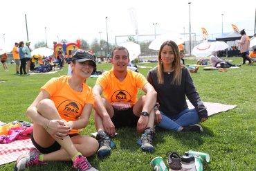 10. Carol Ramírez, Cesar Maldonado, Valeria Rivera