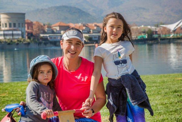 Foto 1 Elena Gómez, Catalina Correa y Laura Gómez