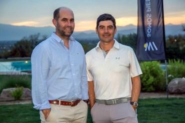 Juan Eduardo Bauzá y Felipe Aguilar