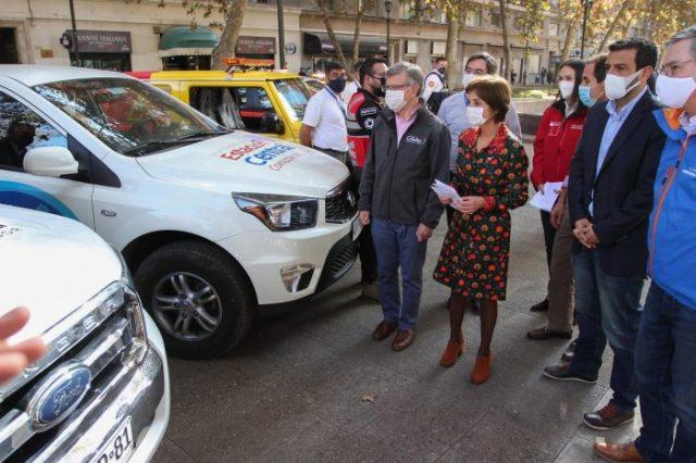 Inspectores municipales podrán ingresar a casas y detener fiestas durante la cuarentena en el Gran Santiago