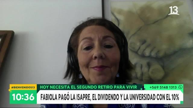 testimonio de Fabiola