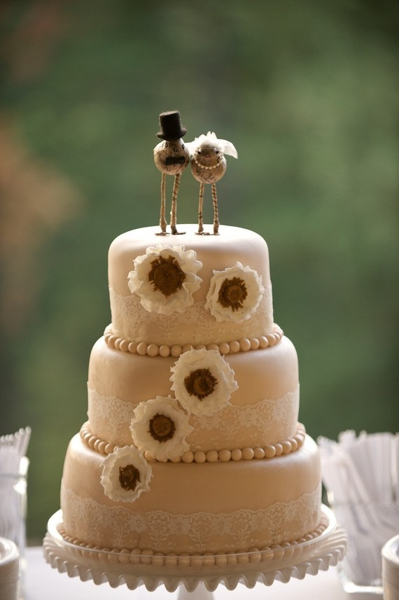 Love Birds   Oh So Sweet Wedding Cake Toppers   Chic Vintage Brides Vintage Bird Cake Toppers on Etsy