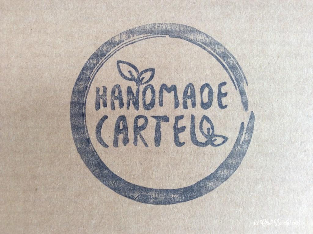 Handmade Cartel Deluxe Subscription Box – August 2015