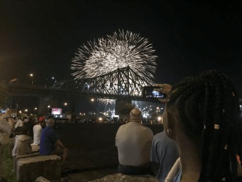 Entertainment - Fireworks LA RONDE