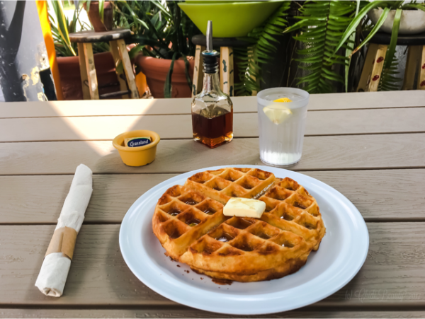 The Best of Fall 2017 - Ben & Jerry's Waffles in Puerto Rico • chidibeauty.com