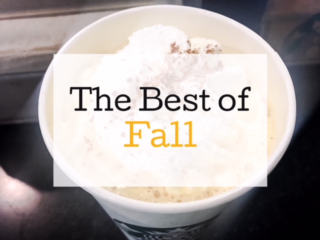The Best of Fall 2017