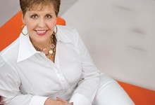 Joyce Meyer 4th April 2021 Sunday Devotional Message
