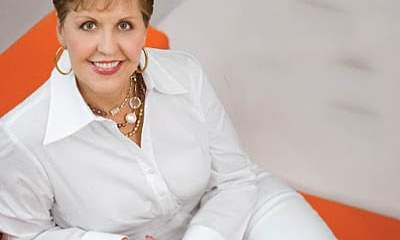Joyce Meyer Daily Devotional for 26th February 2021