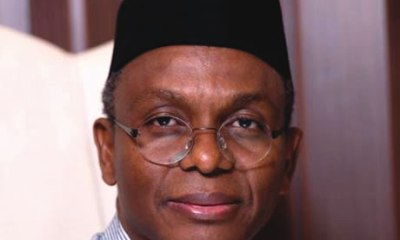 Kaduna Governorship Elections: Nasir el-Rufai declares winner of the poll