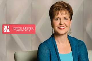 Joyce Meyer Devotional 11 May 2021 - Let The Spirit Take The Lead.
