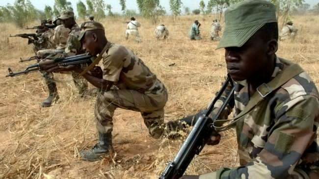 Boko Haram terrorists ambushed, killed 2 Soldiers in Borno