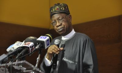 Lai Mohammed gives reason for high cost of food items