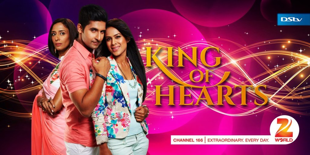 Vote King of heart