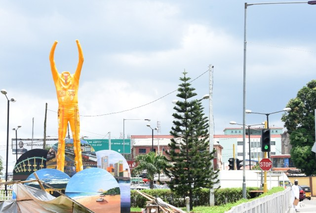 Fela Re-Appears in Lagos - SEE PHOTOS