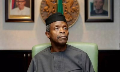 'Whenever I want to sack a corrupt public official, religious leaders intervene' – Osinbajo opens up