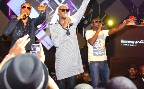 Plantashun-Tuface, Face and Blackface
