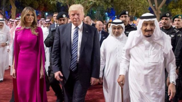 Trump Visit to Saudi Arabia