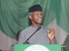 Buhari will fulfill his election promises, Osinbajo reinstated