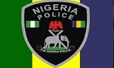 Nigerian Police Arrest Lunatic, Killer Of Step-Sister