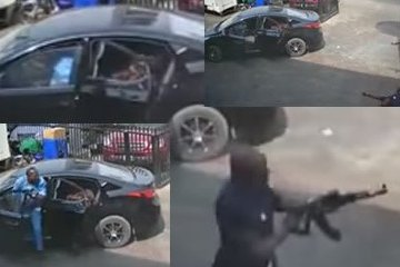 Fact check- CCTV Video and Police claim