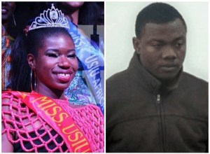 US Beauty Queen allegedly raped by Nigerian