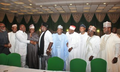 We've resolved Nigeria must not break, governors declare