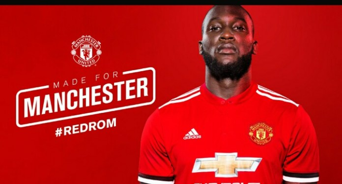 Official: Romelu Lukaku complete his move to Manchester United