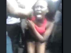 Watch Video: Three men sentenced to death for stripping woman who allegedly dressed provocatively