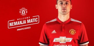 Manchester United officially Sign Nemanja Matic from Chelsea