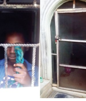 Couple torture, chain 11- year-old in toilet in Ogun