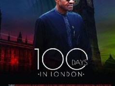 Buhari 100 days in London