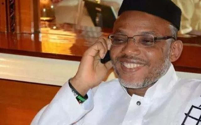 Biafra: Nnamdi Kanu plans to escape, says Arewa Youth