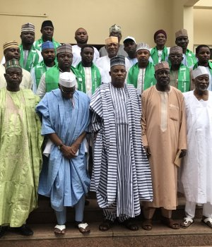 Shettima meets northern elders, youths, seeks withdrawal of Oct 1 deadline to Igbos