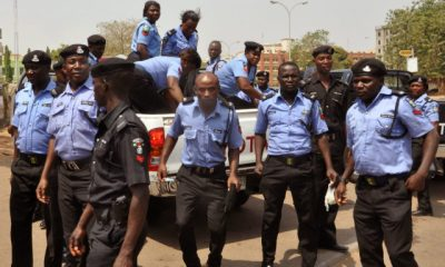 Police engages bank robbers in gun duel, one killed in Cross River