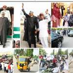 Buhari returns home