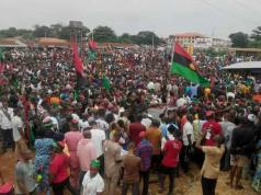 Pythons can't stop Biafra, they can dance forever – MASSOB warns Buhari