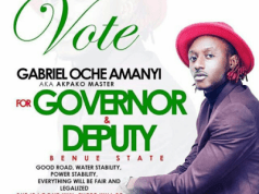Reason Terry G Released Governorship Poster