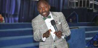 LIVE: Cross Over Night & 2019 Prophecies with Apostle Johnson Suleman