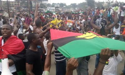 Pro-Biafra Members Killed During Anniversary Celebration By Police
