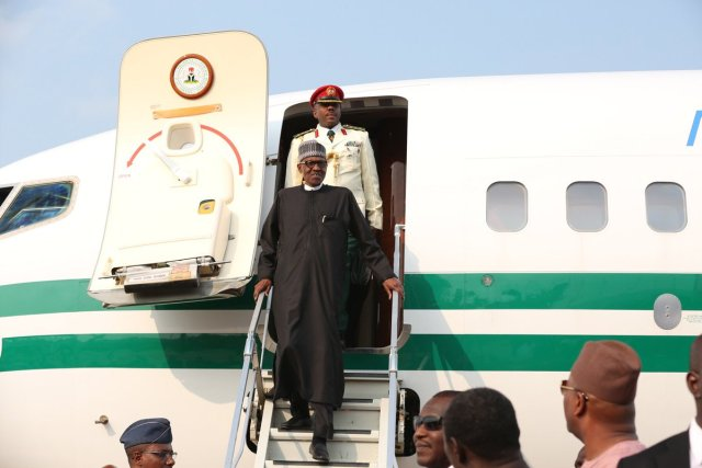 Buhari leaves Nigeria on Sunday