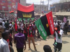 Nigerian Police dares IPOB to protest or hold rallies