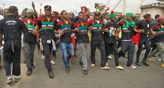 Buhari wants to wipe out Igbos from Nigeria – IPOB raises alarm