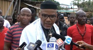 Breaking: UK wants FG produce Nnamdi Kanu